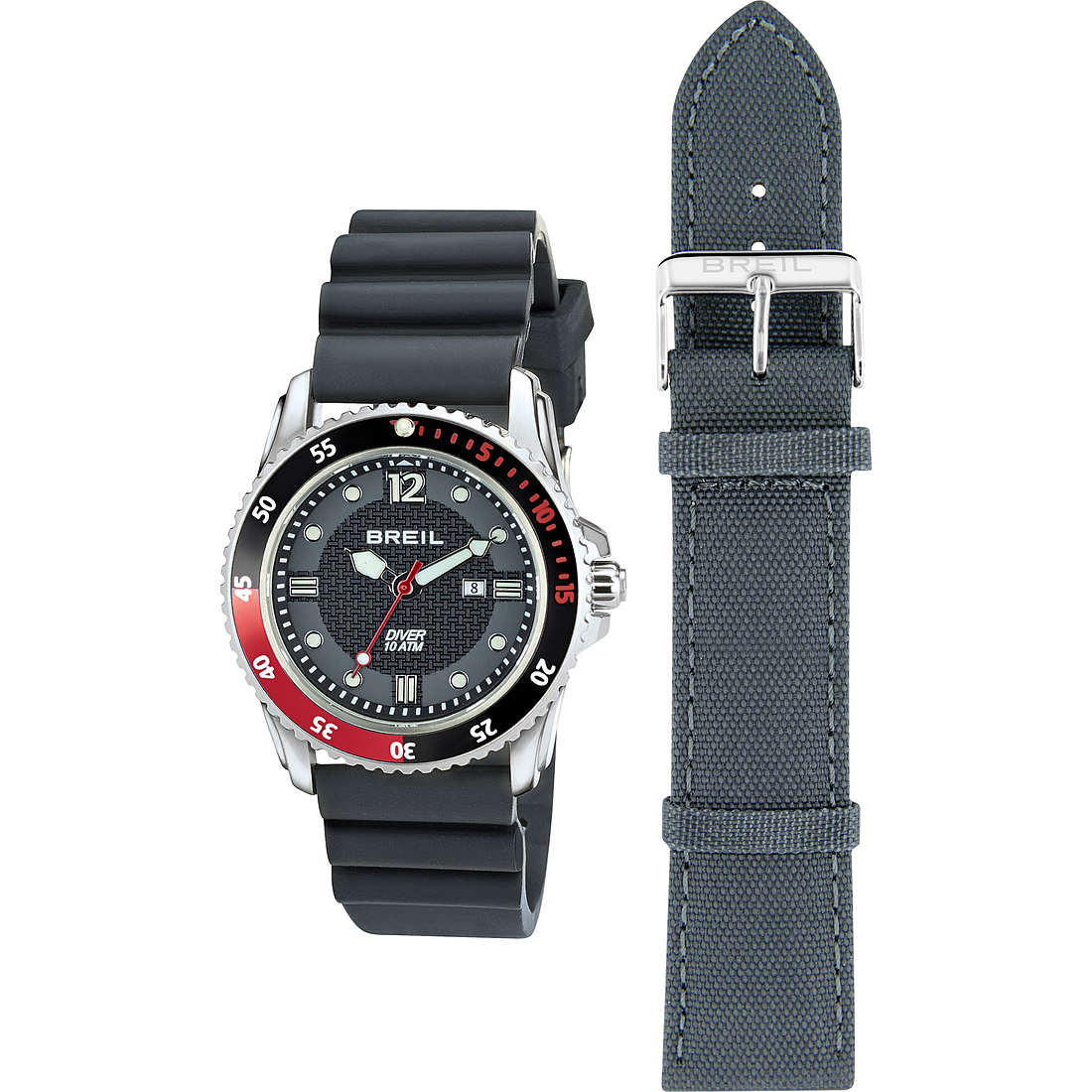 orologio solo tempo uomo Breil Oceano TW1424