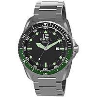 orologio solo tempo uomo Breil Subacqueo Solare TW1754