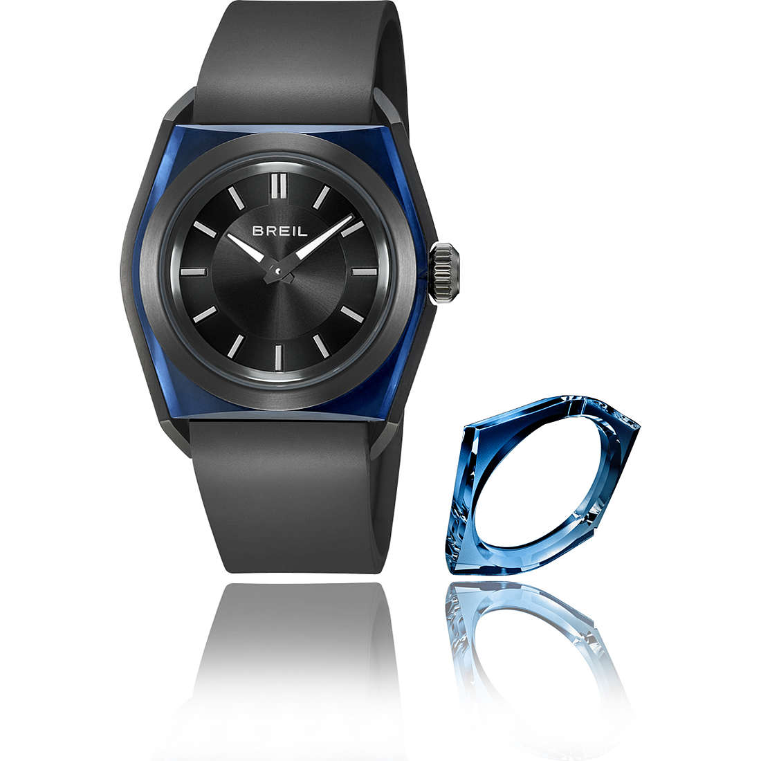 orologio solo tempo uomo Breil TW0982