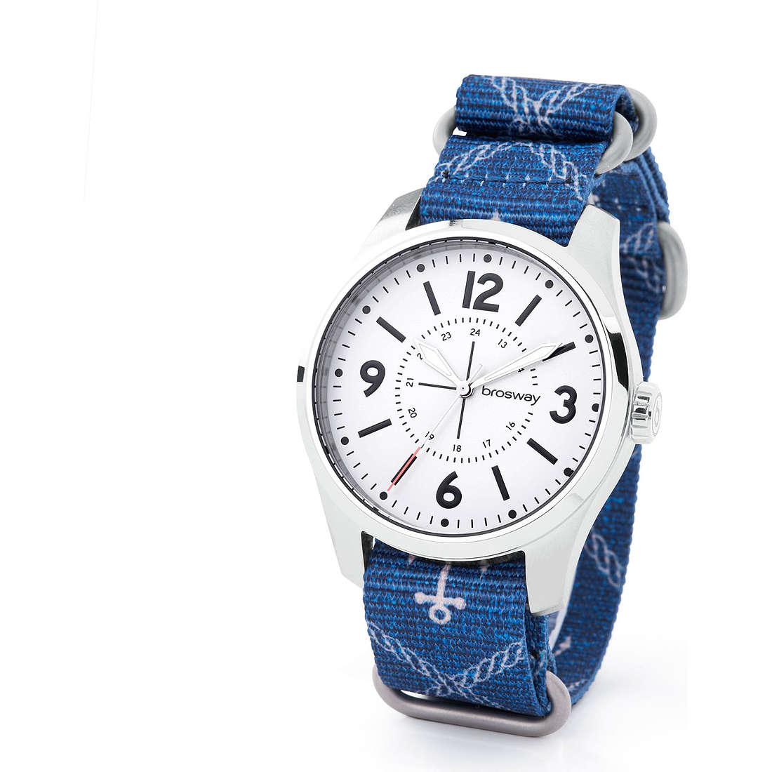 orologio solo tempo uomo Brosway W2 WW201