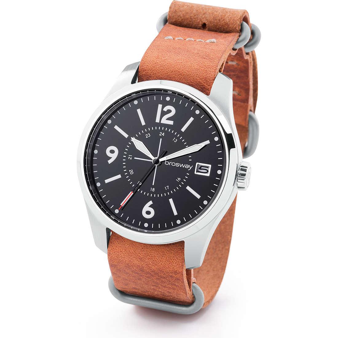 orologio solo tempo uomo Brosway W2 WW206