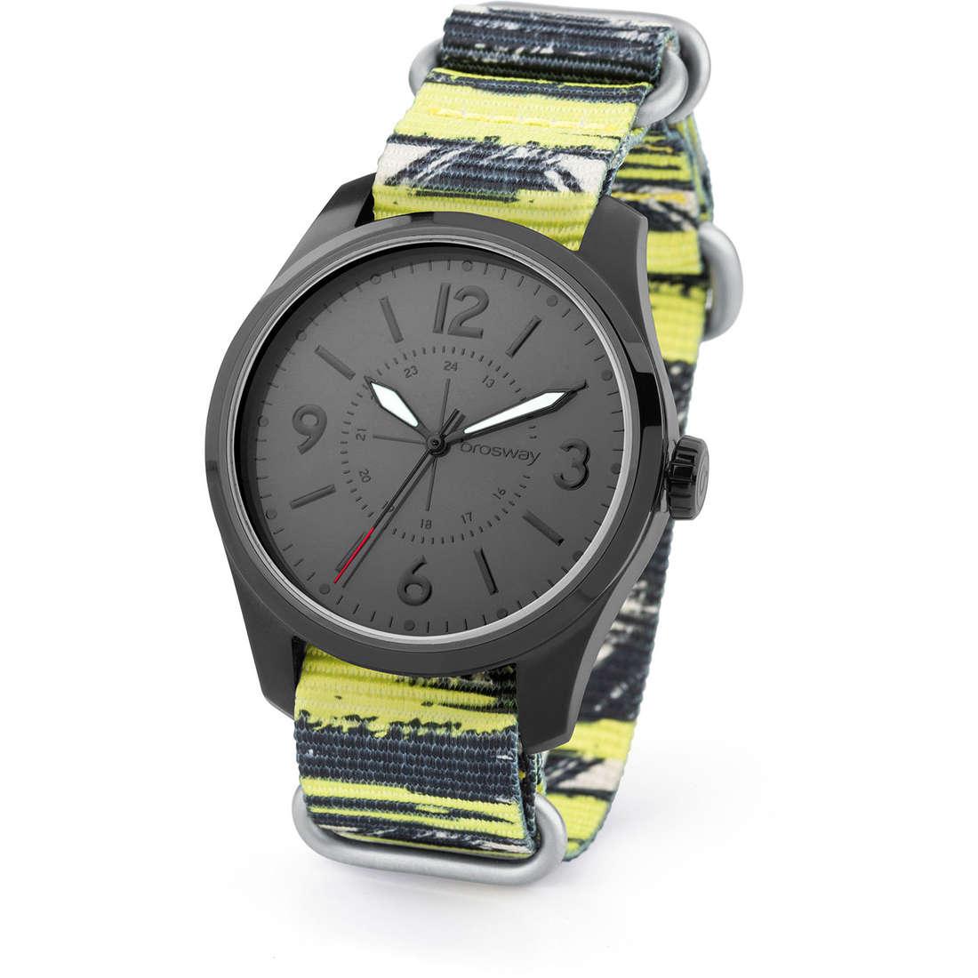 orologio solo tempo uomo Brosway W2 WW210