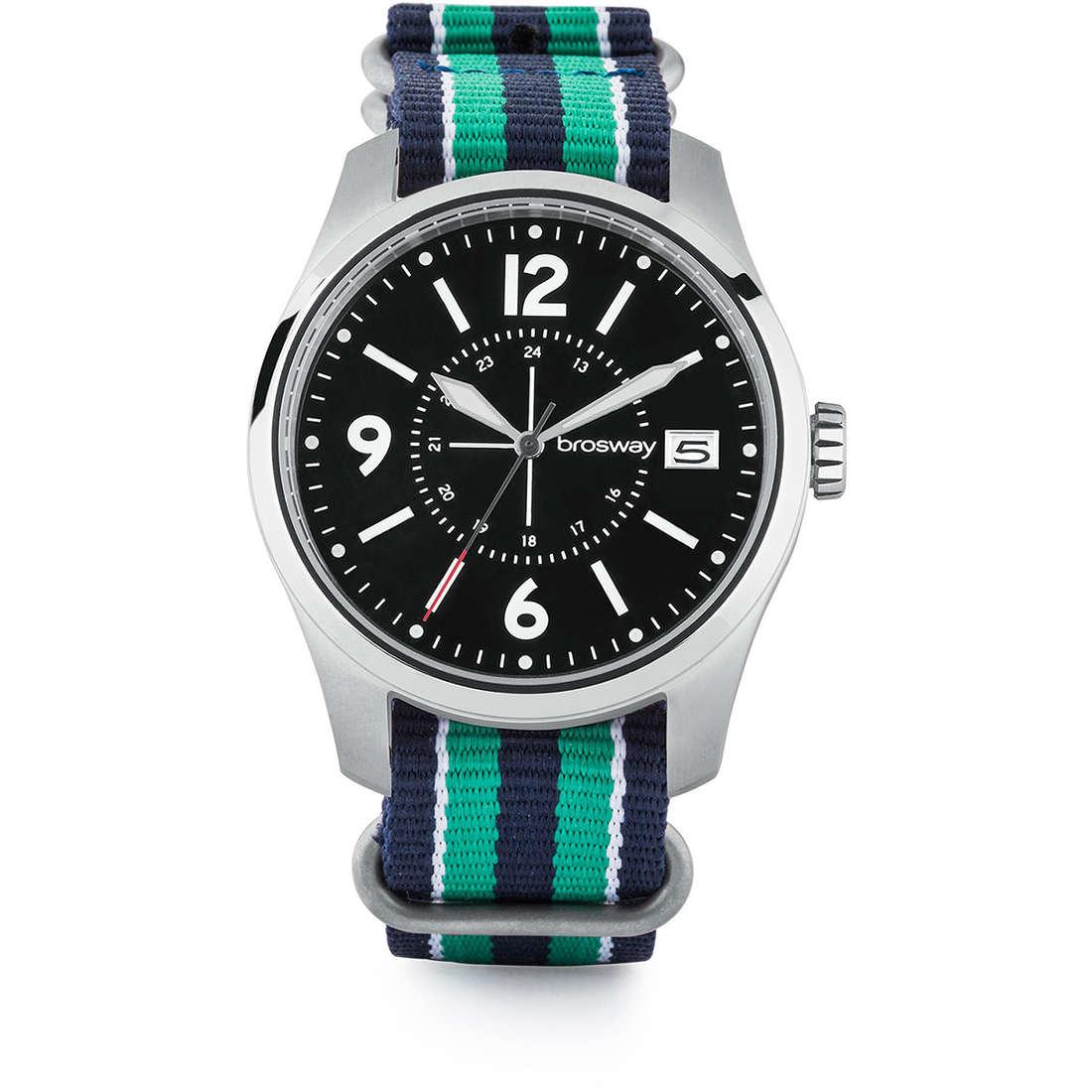orologio solo tempo uomo Brosway W2 WW222