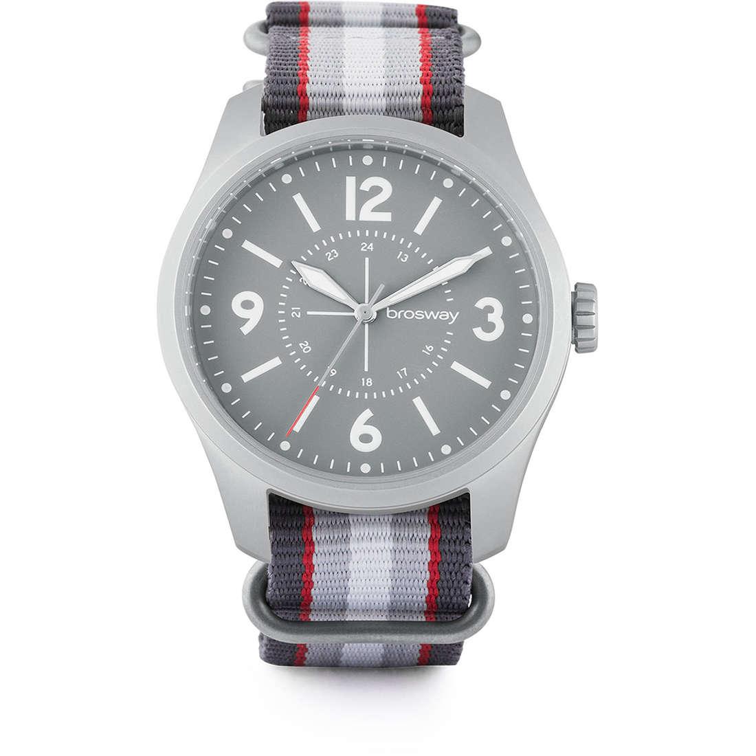 orologio solo tempo uomo Brosway W2 WW223