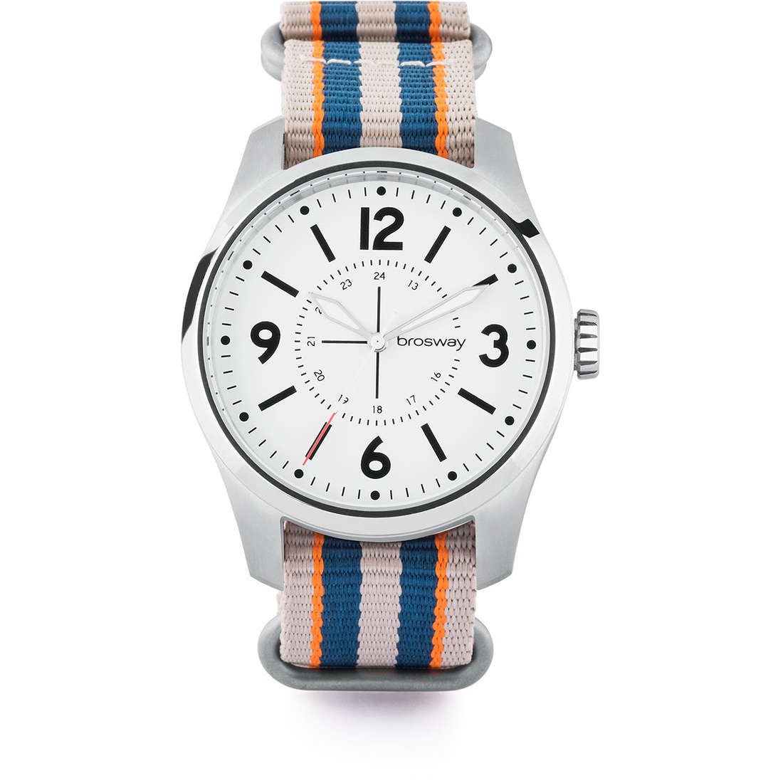 orologio solo tempo uomo Brosway W2 WW224