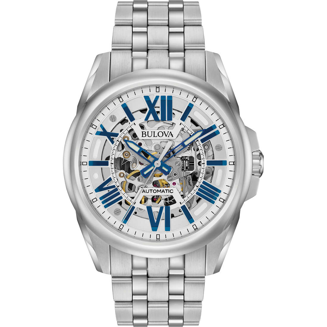 orologio solo tempo uomo Bulova 96A187