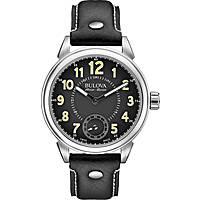 orologio solo tempo uomo Bulova Accu Swiss Gemini 63A120