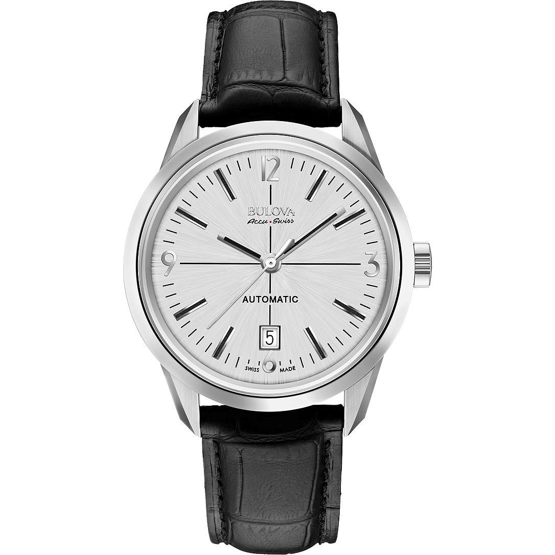 orologio solo tempo uomo Bulova Accu Swiss Murren 63B176