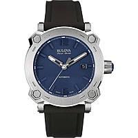 orologio solo tempo uomo Bulova Accu Swiss Percheron 63B190