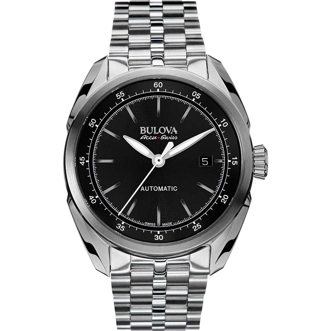 orologio solo tempo uomo Bulova Accu Swiss Tellaro 63B193