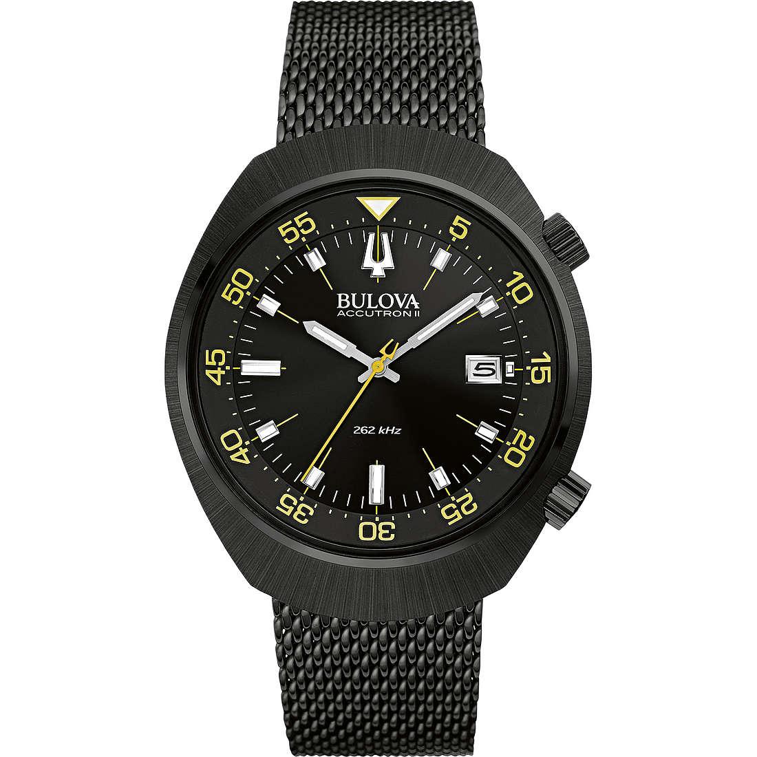 orologio solo tempo uomo Bulova Accutron II Lobster 98B247