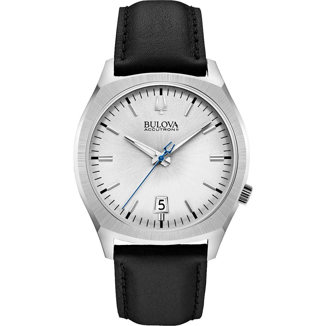 orologio solo tempo uomo Bulova Accutron II Surveyor 96B213