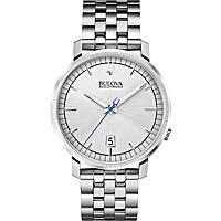 orologio solo tempo uomo Bulova Accutron II Telluride 96B216