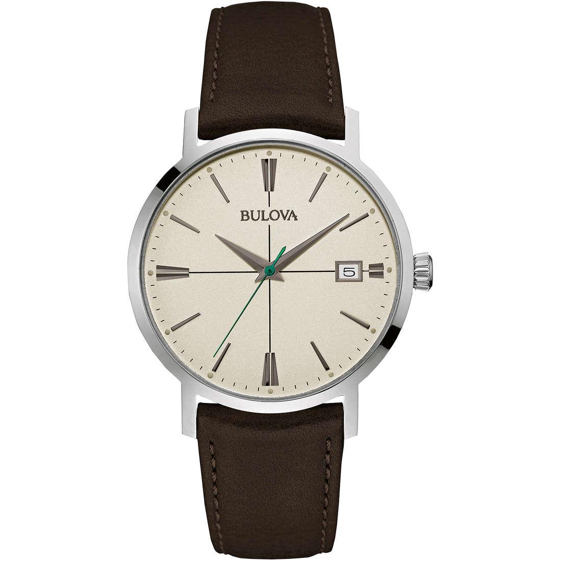 orologio solo tempo uomo Bulova Aerojet 96B242