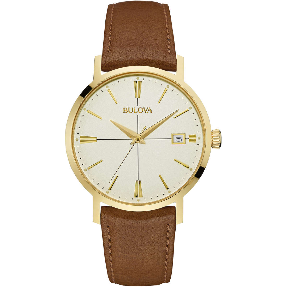 orologio solo tempo uomo Bulova Aerojet 97B151