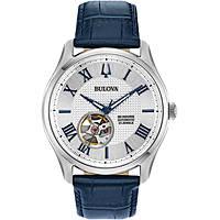 orologio solo tempo uomo Bulova Automatic Wilton 96A206