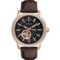 orologio solo tempo uomo Bulova Bva Series 97A109