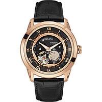 orologio solo tempo uomo Bulova Bva Series 97A116