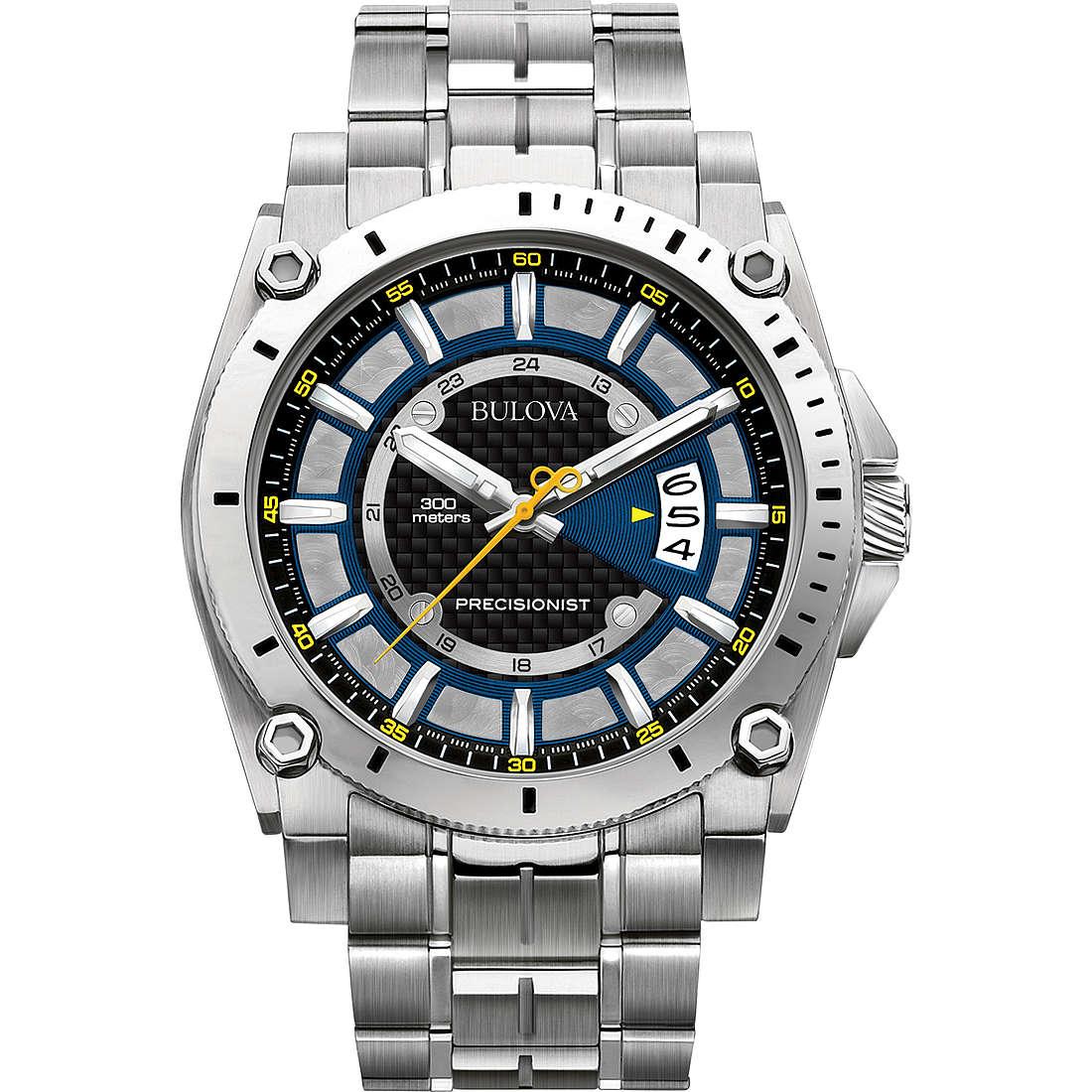 orologio solo tempo uomo Bulova Champlain 96B131