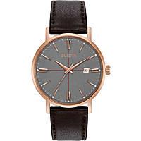 orologio solo tempo uomo Bulova Classic 97B154