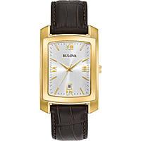 orologio solo tempo uomo Bulova Classic 97B162