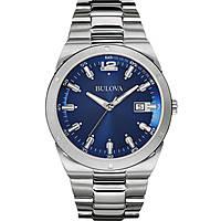 orologio solo tempo uomo Bulova Dress 96B220