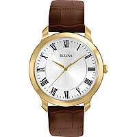 orologio solo tempo uomo Bulova Dress 97A107