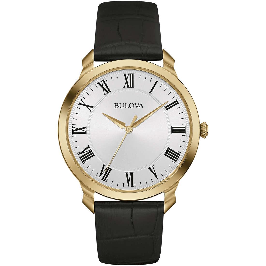 orologio solo tempo uomo Bulova Dress 97A123