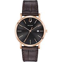 orologio solo tempo uomo Bulova Dress 97B165