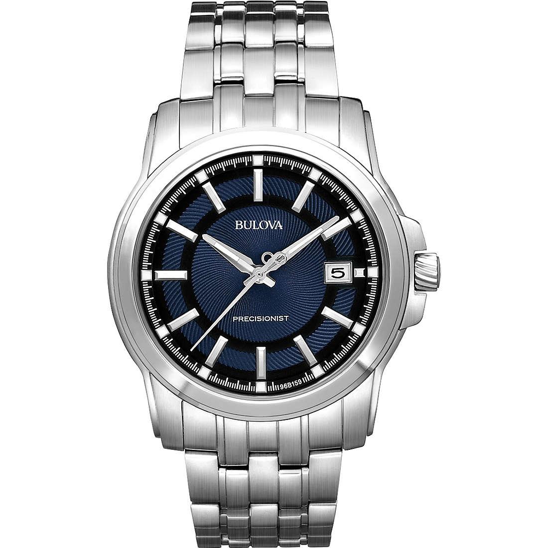 orologio solo tempo uomo Bulova Langford 96B159