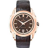 orologio solo tempo uomo Bulova Longwood 97B110