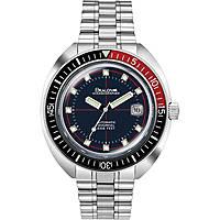 orologio solo tempo uomo Bulova Oceanographer 98B320