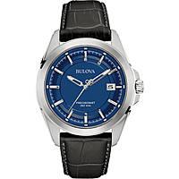 orologio solo tempo uomo Bulova Precisionist 96B257