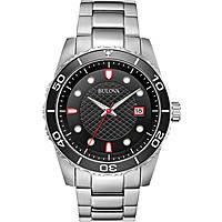 orologio solo tempo uomo Bulova Sport 98A195