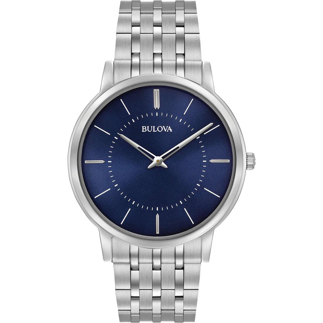 orologio solo tempo uomo Bulova Ultra Slim 96A188