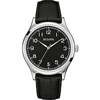 orologio solo tempo uomo Bulova Vintage 96B233