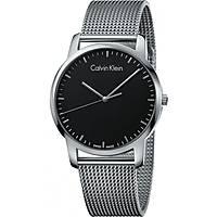 orologio solo tempo uomo Calvin Klein City K2G2G121