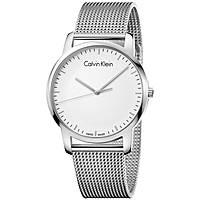 orologio solo tempo uomo Calvin Klein City K2G2G126