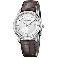 orologio solo tempo uomo Calvin Klein Infinite K5S341G6