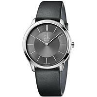 orologio solo tempo uomo Calvin Klein Minimal K3M211C4