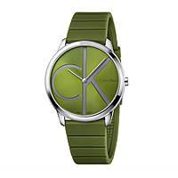orologio solo tempo uomo Calvin Klein Minimal K3M211WL