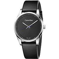 orologio solo tempo uomo Calvin Klein Steadfast K8S211C1