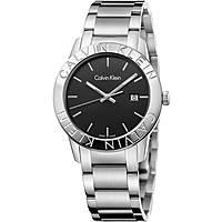 orologio solo tempo uomo Calvin Klein Steady K7Q21141