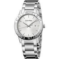 orologio solo tempo uomo Calvin Klein Steady K7Q21146