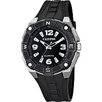 orologio solo tempo uomo Calypso Versatil For Man K5634/1