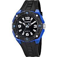 orologio solo tempo uomo Calypso Versatil For Man K5634/3