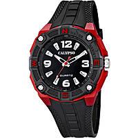 orologio solo tempo uomo Calypso Versatil For Man K5634/4