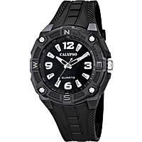 orologio solo tempo uomo Calypso Versatil For Man K5634/6