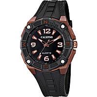 orologio solo tempo uomo Calypso Versatil For Man K5634/9