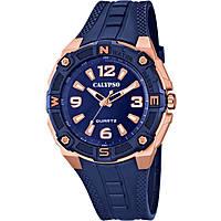 orologio solo tempo uomo Calypso Versatil For Man K5634/A
